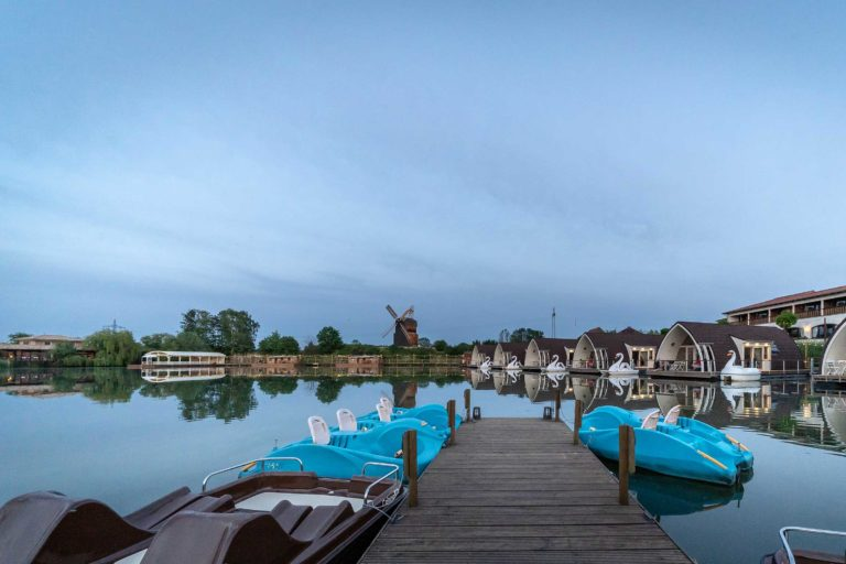 Erlebnisdorf Elbe Parey Mühlensee