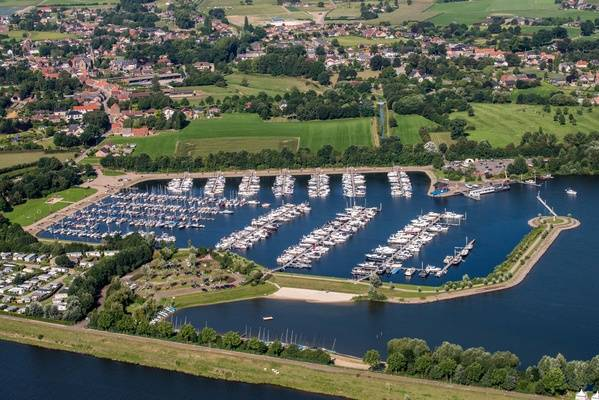 Jachthaven De Spaanjerd Kinrooi Belgien
