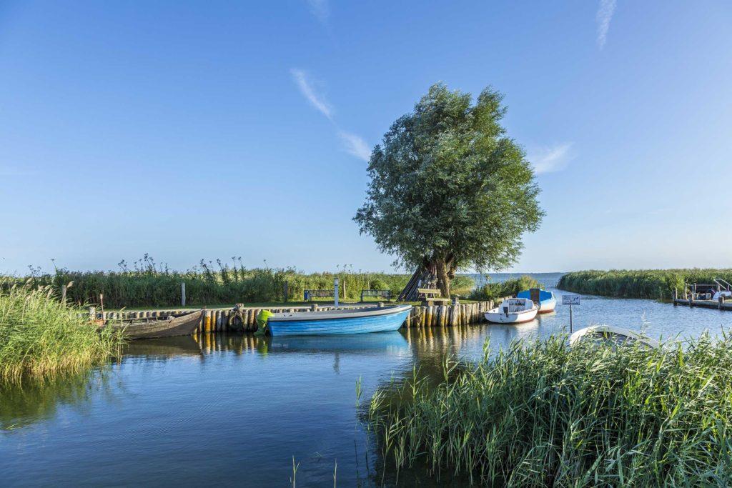 Milow Hafen