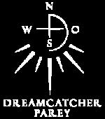 Dreamcatcher Logo Negativ