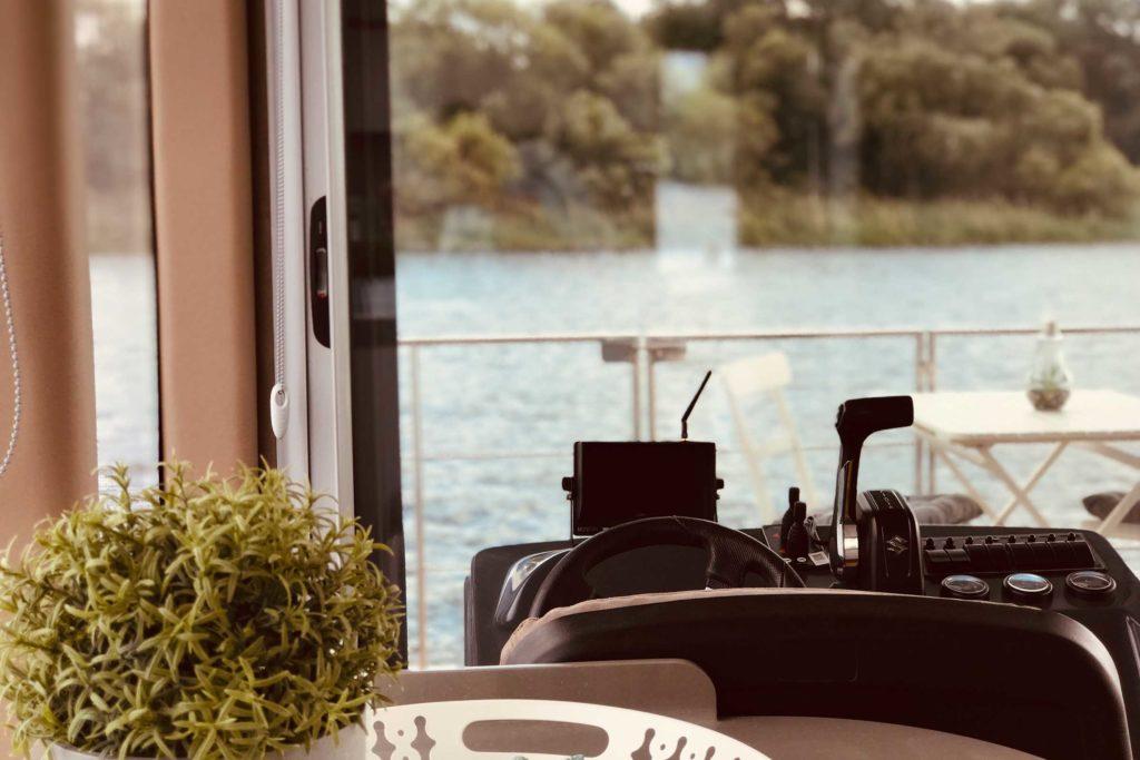 Hausboot fahren ohne Führerschein Deutschland